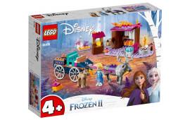 L'avventura sul carro di Elsa