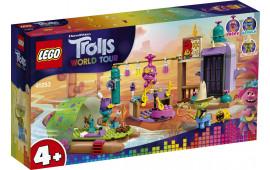 Lego Trolls 41253 - Avventura sulla zattera di Lonesome Flats