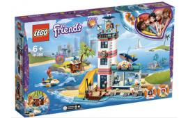LEGO 41380 Il faro centro di soccorso