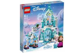 Il Magico Castello di Ghiaccio di Elsa