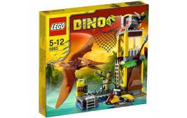 La torre del pteranodonte