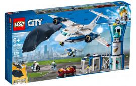 LEGO 60210 Base della Polizia aerea