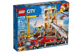 LEGO 60216 Missione antincendio in città