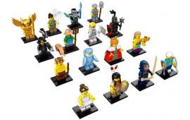 Minifigures Serie 15