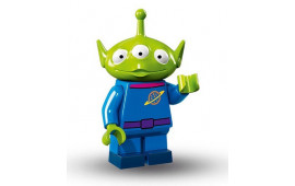 Minifig Alien