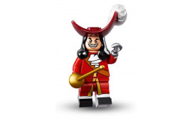 Minifig Capitano Uncino