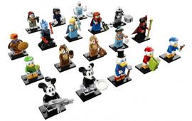 Minifigures 71024 Serie Disney 2