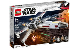 X-Wing Fighter di Luke Skywalker
