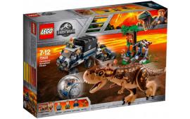 Lego Fuga dal Carnotaurus sulla girosfera