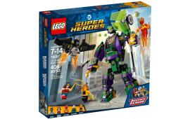 Duello robotico con Lex Luthor