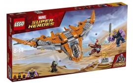 Lego Thanos: la battaglia finale