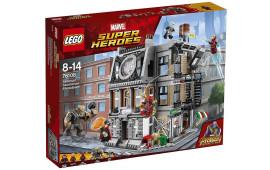 Lego La resa dei conti al Sanctum Sanctorum