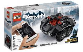 Lego Batmobile Telecomandata