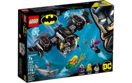 Batsub di Batman e il duello sottomarino