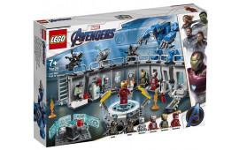 Sala delle Armature di Iron Man