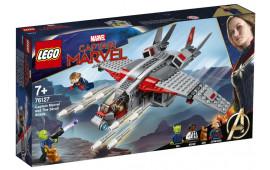 Captain Marvel e l'attacco dello Skrull