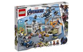 Avengers: battaglia nel Quartier Generale