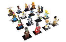 Minifigures collezione 4