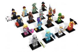 Minifigures serie 6