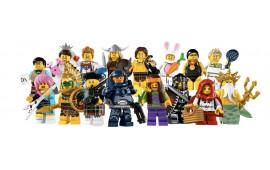 Minifigures da collezione serie 7