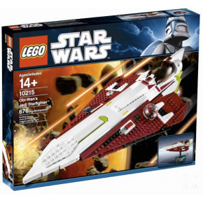 Obi-Wan's Jedi Starfghter