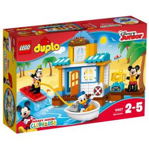 La casa sulla spiaggia di Topolino