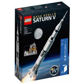 Saturn V Apollo LEGO NASA