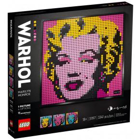 Andy Warhol's Marilyn Monroe