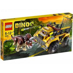 Il cacciatore di triceratopi