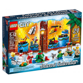 Calendario dell'Avvento LEGO City