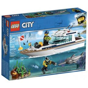 Yacht per immersioni
