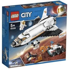 Shuttle di ricerca su Marte