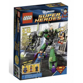 Superman contro Lex Luthor