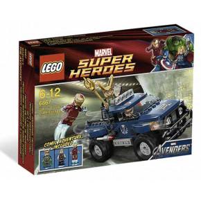 Loki's Cosmic Cube Escape