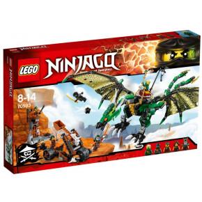 Dragone NRG verde