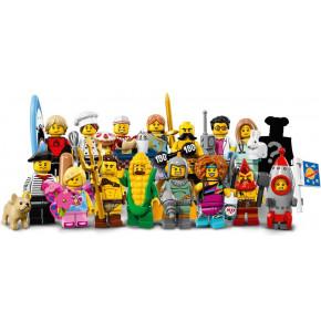 Minifigures Serie 17