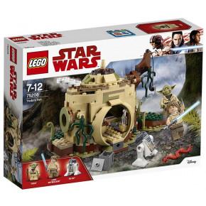 Il rifugio di Yoda