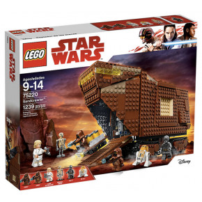 Lego Sandcrawler