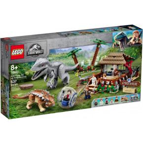 Indominus Rex contro Ankylosaurus