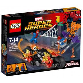 Spider-Man: Ghost Rider si allea