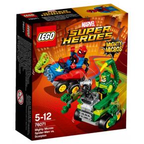 Mighty Micros: Spider-Man contro Scorpione