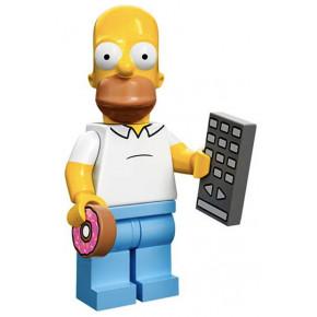 Minifigure Homer Simpson