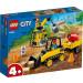 Lego City - Bulldozer da cantiere 60252