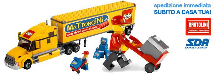 Condizioni di vendita e spedizione giocattoli